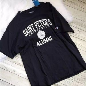 Champion Saint Peters University Alumni T Shirt